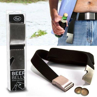 Cinturón para destapar las cervezas 1
