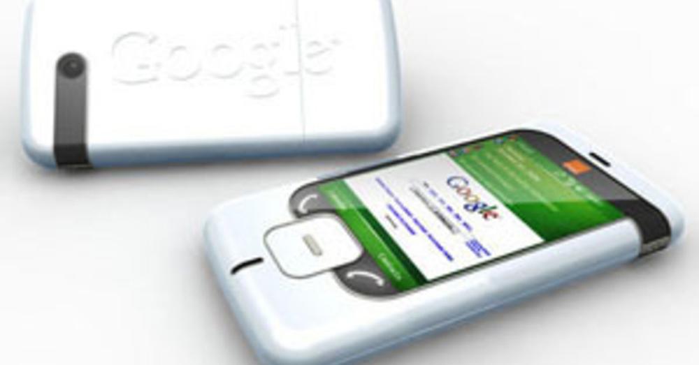 Google Phone | ¿Se nos viene el Gphone?