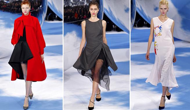 Christian Dior presenta su coleccion otono-invierno
