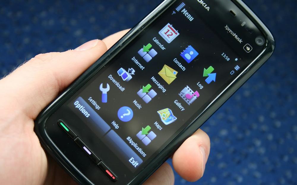Los vídeos promocionales del Nokia 5800 XpressMusic Tube