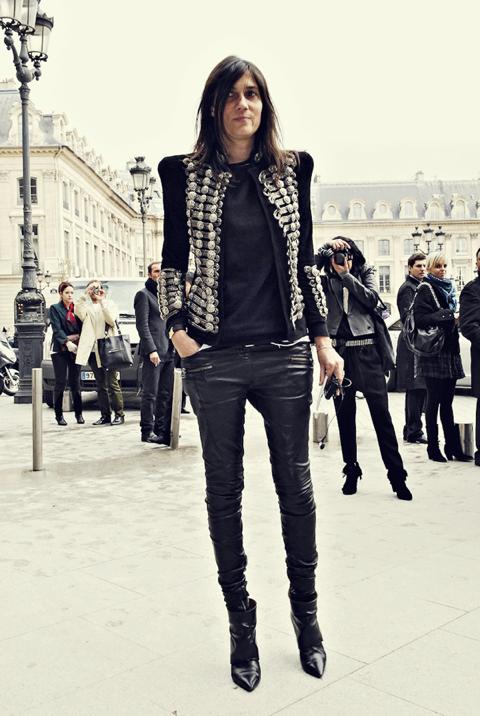 Nueva editora en jefe llega a Vogue París 2