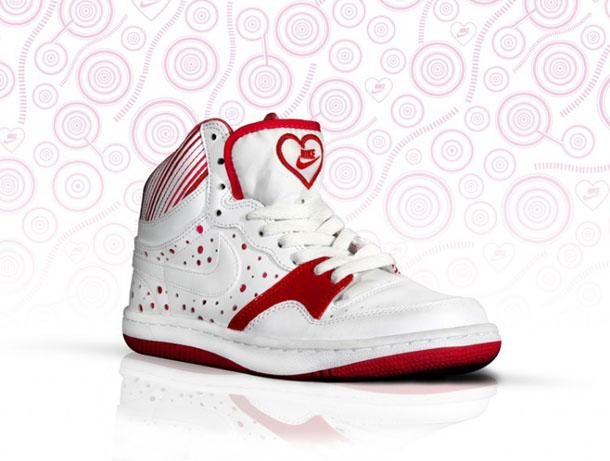 Celebra San Valentín con Nike's Valentines Pack 2011 1