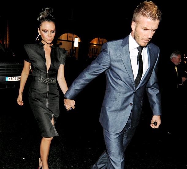 Victoria y David Beckham invitados a la boda del príncipe William y Kate Middleton 1