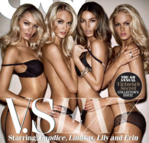 Victoria's Secret presume a sus nuevos ángeles 1