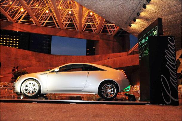 Cadillac estuvo presente en Travieso Carmesí 6