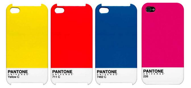 Pantone iPhone cases 1
