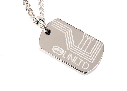 The DOG TAG de Ecko UNLTD 1