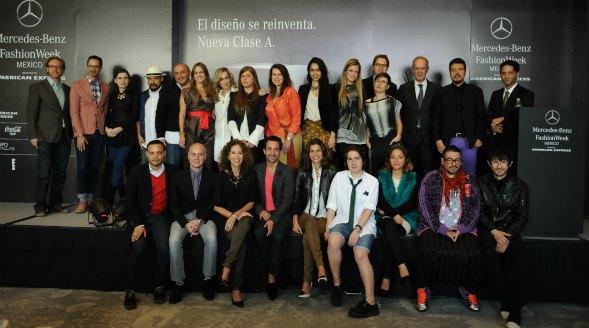 Llega Mercedes-Benz Fashion Week México 2
