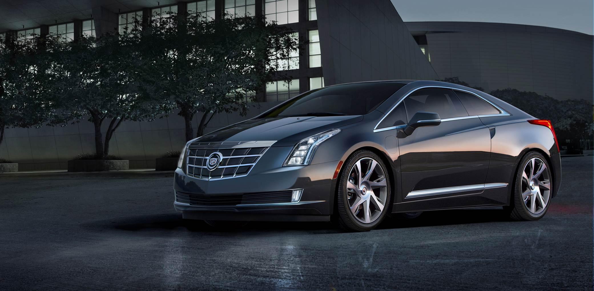 Cadillac ELR electrifica al mercado de lujo 3