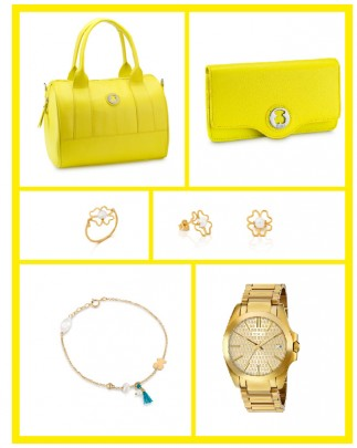 Editor's pick: Yellow by Tous 1