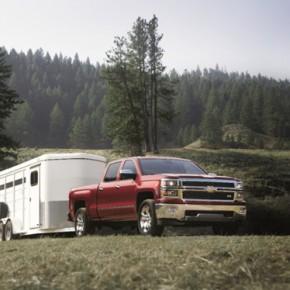 Nueva generación de pickups Chevrolet Cheyenne y GMC Sierra 2014 7