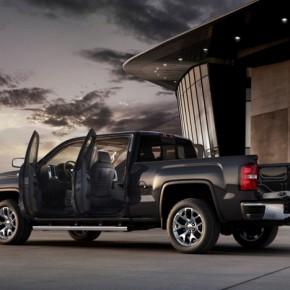 Nueva generación de pickups Chevrolet Cheyenne y GMC Sierra 2014 2