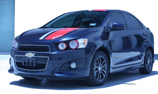 """GM presenta el nuevo concepto """"Personalización Chevrolet"""" 1"""