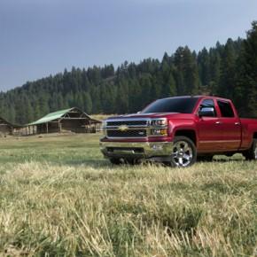Nueva generación de pickups Chevrolet Cheyenne y GMC Sierra 2014 5