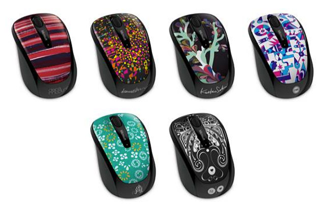 Mouse Limited Edition Artist Series