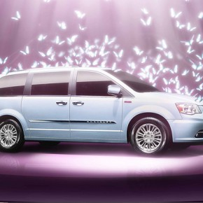 Chrysler Town & Country by Tanya Moss 3