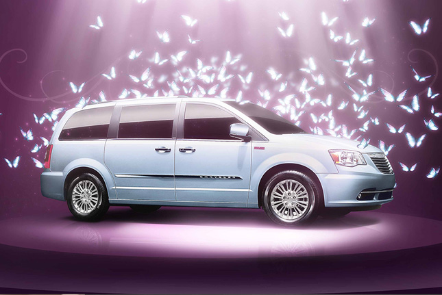 Chrysler Town & Country by Tanya Moss 1