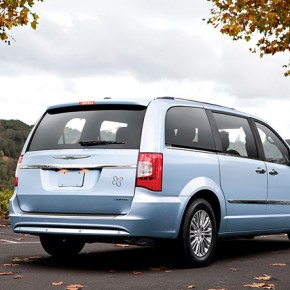 Chrysler Town & Country by Tanya Moss 5