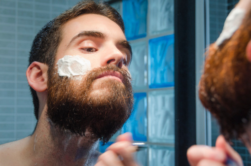 tips para cortar la barba