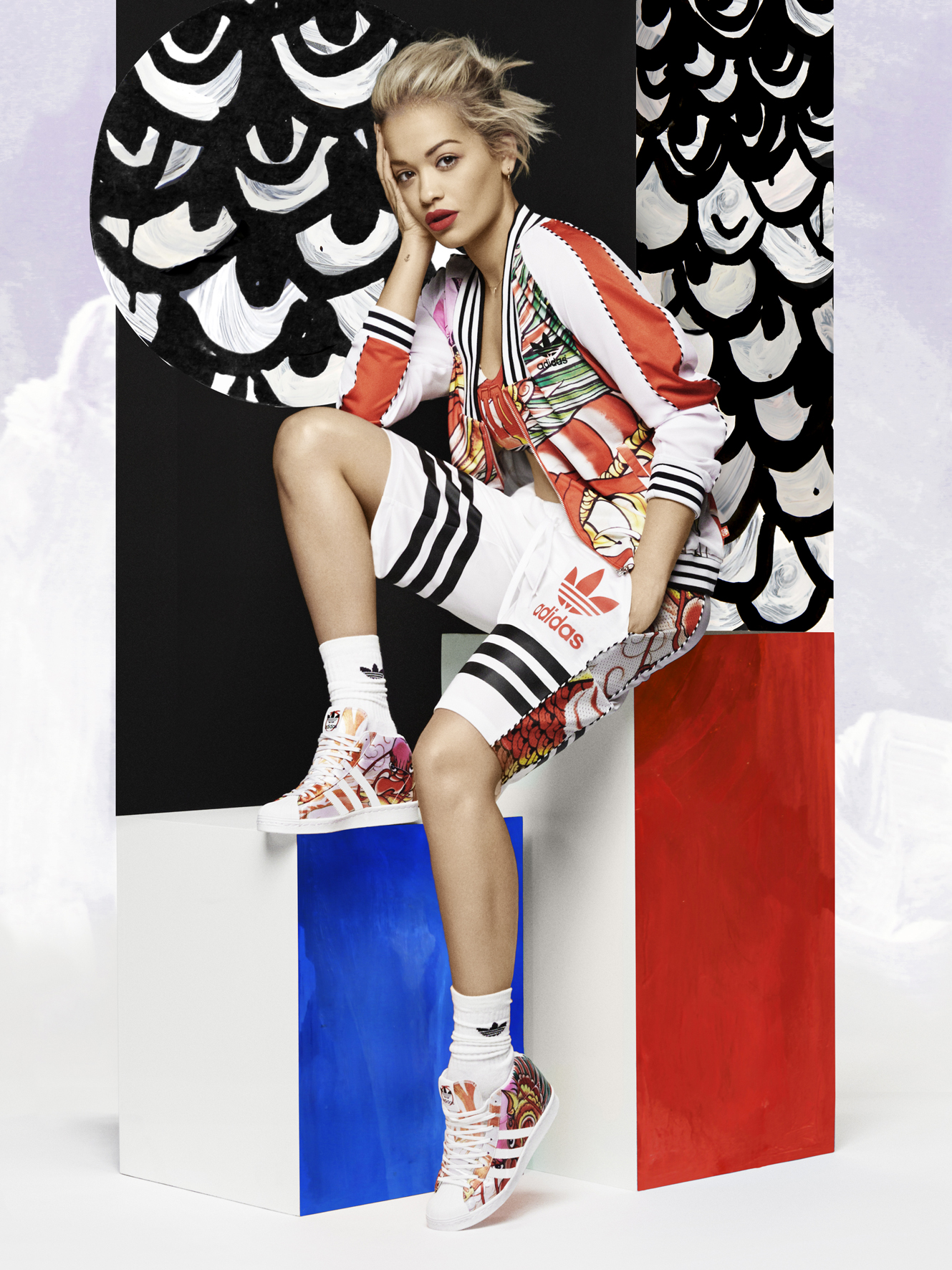 Adidas + Rita Ora SS15 1