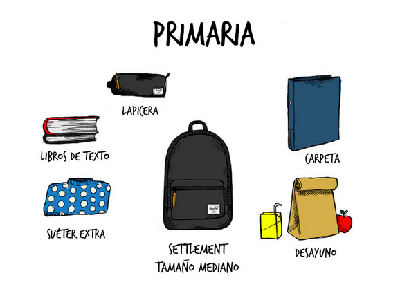 Herschel Supply Primaria