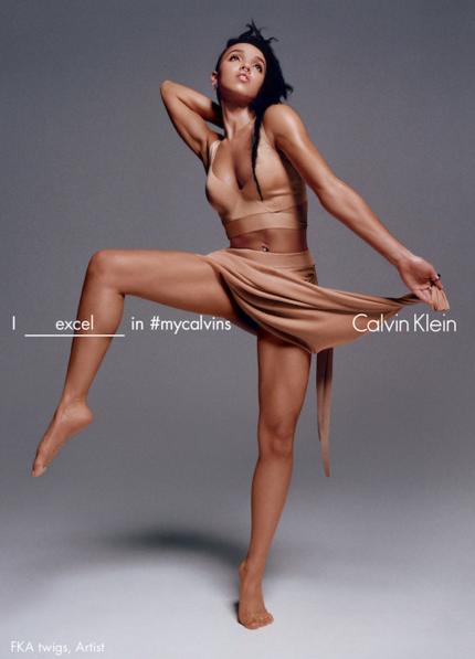 Conoce la nueva campaña de Calvin Klein S2016 2