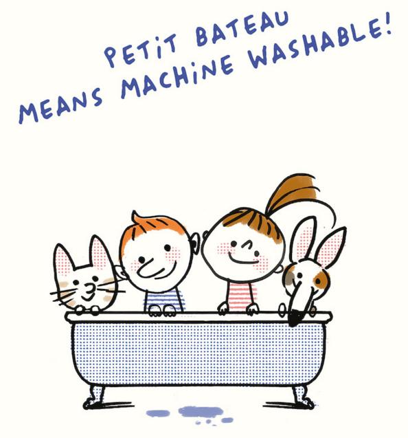 Rayas para los pequeños con Petit Bateau 3