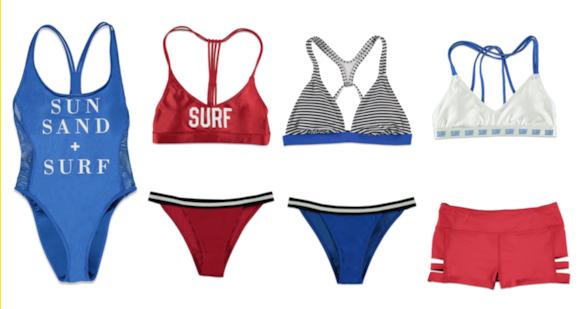 Forever21 swimwear