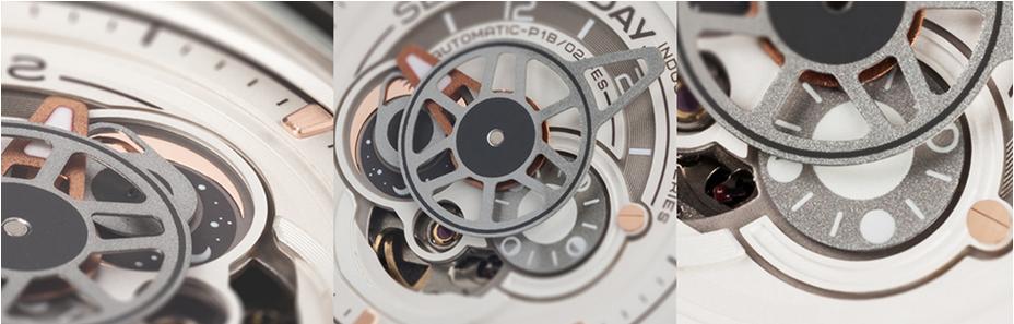Nuevo reloj SevenFriday P1B/02