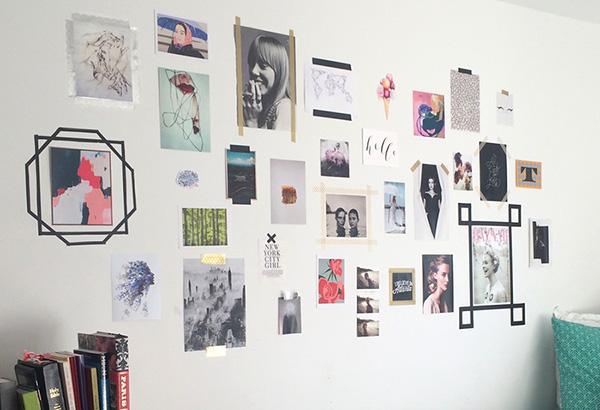 inspiracion paredes diy