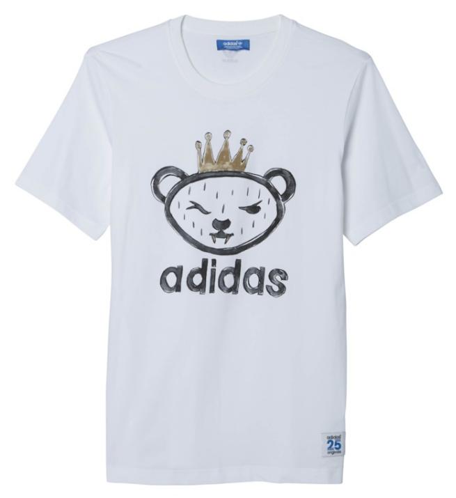 Adidas regresa con el estilo japonés x NIGO 4