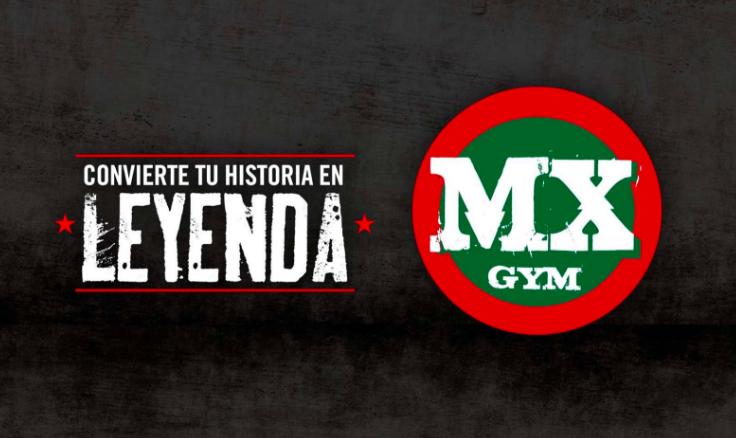 ¡Es hora de convertirte en leyenda con MX GYM! 1