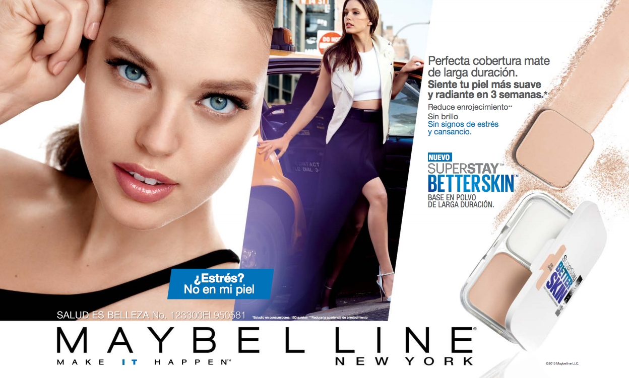 SuperStay Better Skin de Maybelline 1