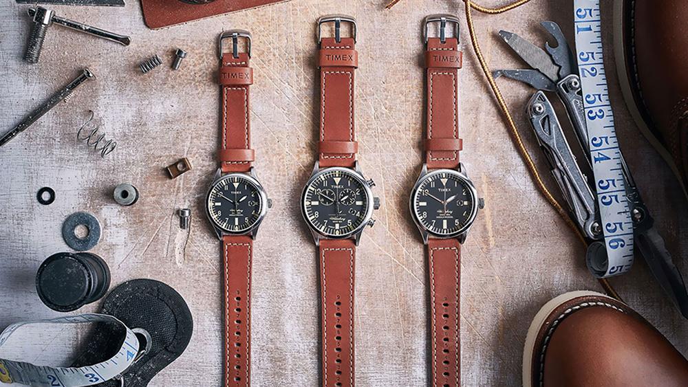 Timex te consiente con un servicio en la Barber´s Spa México al comprar un reloj Waterbury Red Wing
