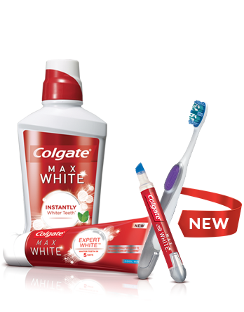 Colgate Luminous White 2