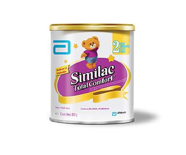 Similac Total Comfort 2: Le nutre bien porque le sienta bien 1