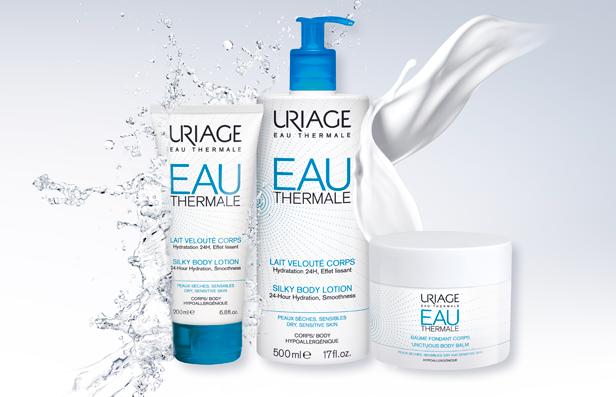 Hidrata tu piel este verano con URIAGE 1
