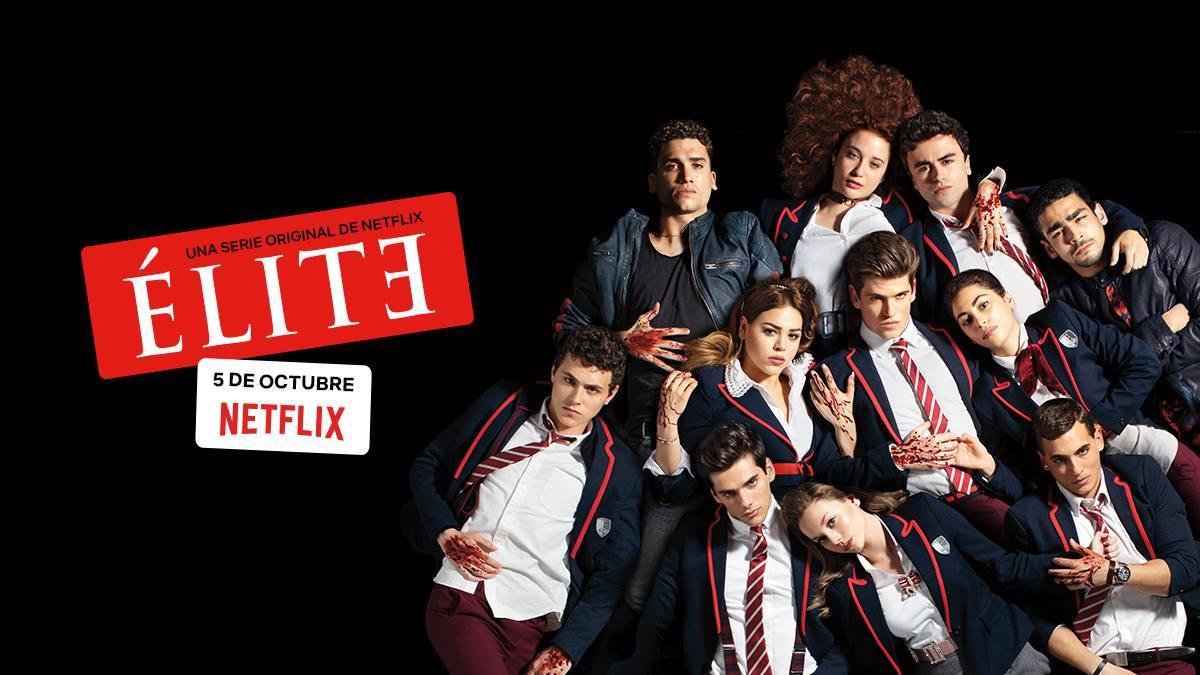 Élite, la nueva serie de Netflix que nos recuerda a Riverdale y 13 Reasons Why 1