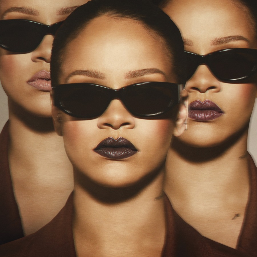 Rihanna nos sorprende con tres nuevos tonos de liquid lipstick para Fenty Beauty 22