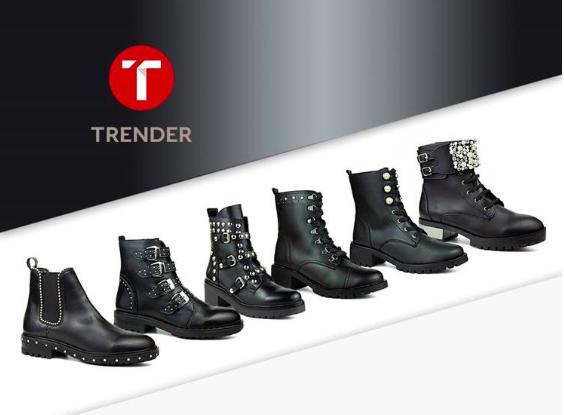 Las botas que necesitas están en TRENDER 1