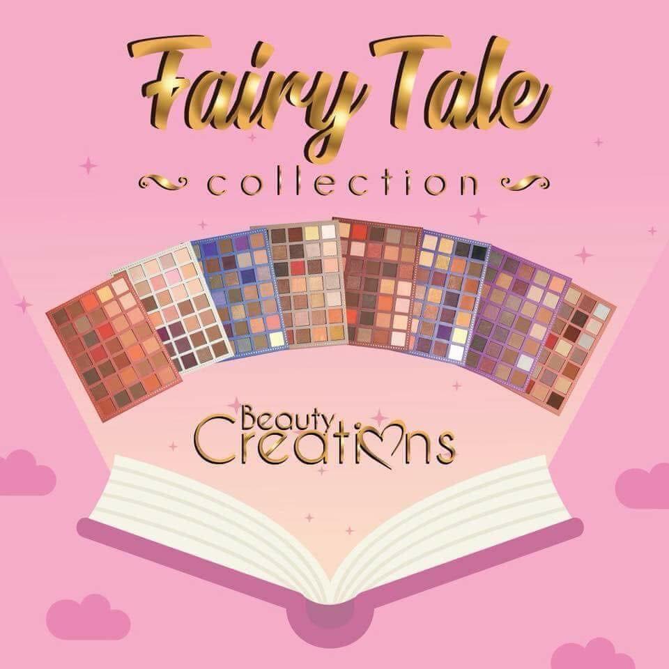 Beauty Creations lanza paletas de sobras inspiradas en los cuentos de hadas 1