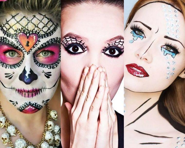 Maquillaje paso a paso para Halloween 7
