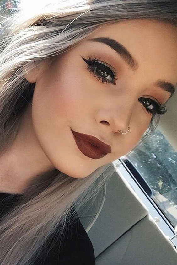 5 looks de maquillaje de ojos para otoño 1