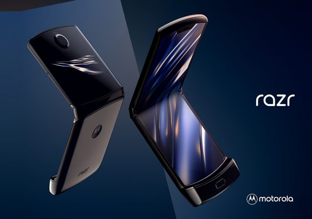 Motorola razr llega a México