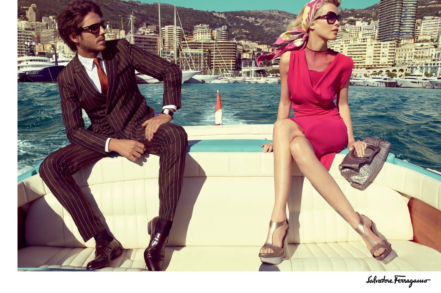 Salvatore Ferragamo presenta el nuevo logo clásico y modelos de gafas Primavera/Verano 2020