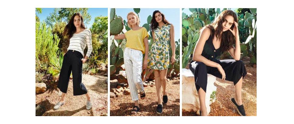 """Lidl rescata su modelo """"Smart Fashion"""" y presenta una nueva colección veraniega con prendas de lino"""