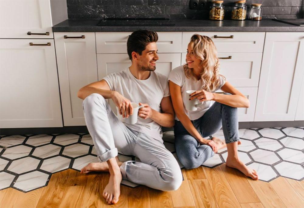 La cuarentena de hoy, reto de convivencia en pareja