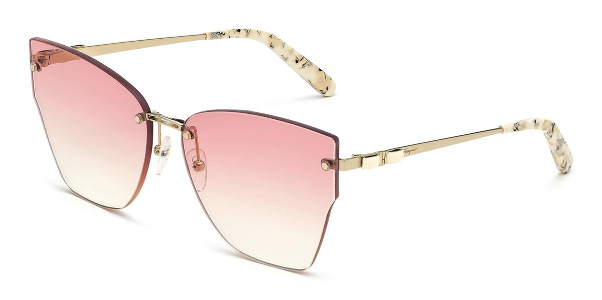 """Nuevos modelos de gafas de sol y graduados Salvatore Ferragamo inspirados en el iconico """"Vara Bow"""""""