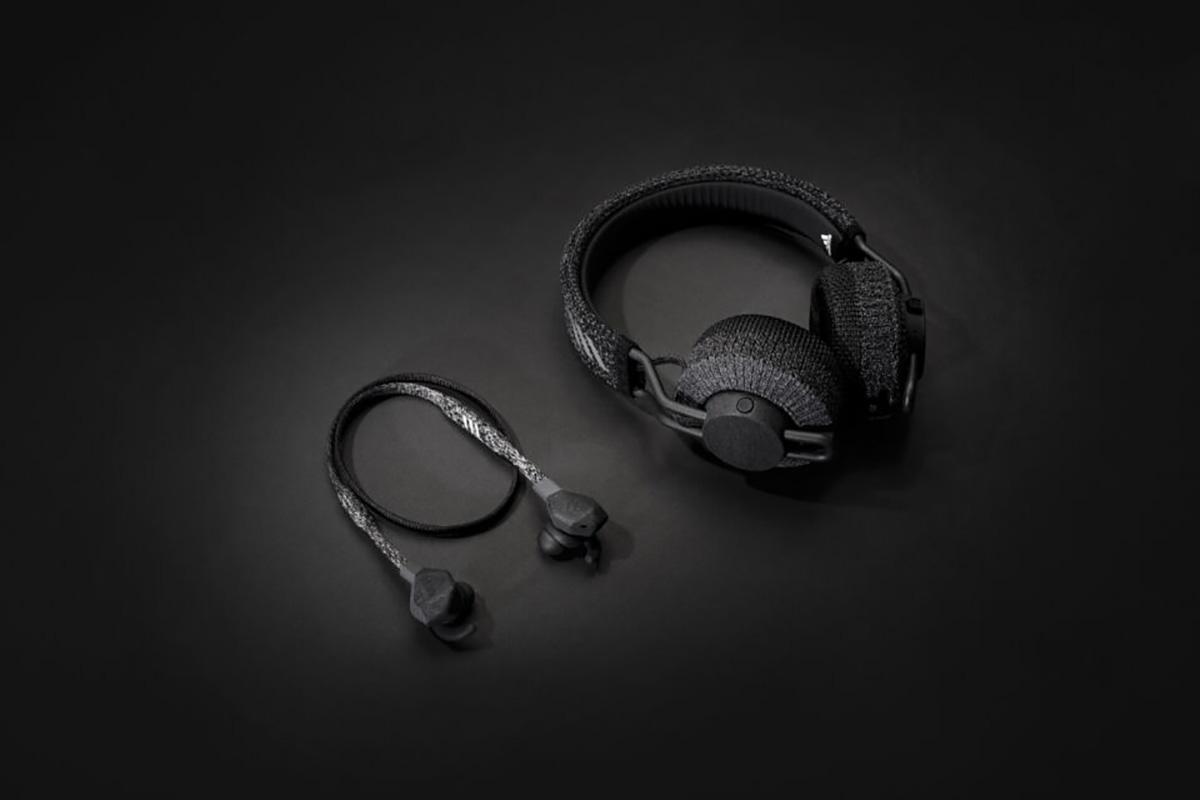 Never on pause: Adidas presenta innovadora colección de audífonos