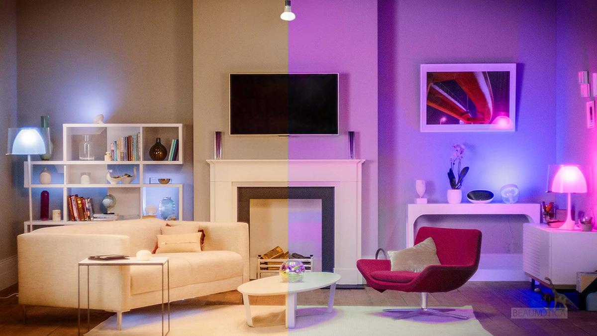 Haz tu hogar un espacio brillante y acogedor con la iluminación adecuada